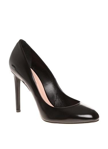 Divarese Divarese Rugan Topuklu Ayakkabı 5016315 Siyah